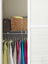 maximize your small closet organization techniques by identifying how to hang fold and organize everything inside