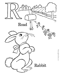 Small Picture 252 best Colouring pages Alphabet images on Pinterest Coloring