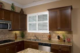 No Window Over Kitchen Sink Design Ideas For Shutters In Kitchens