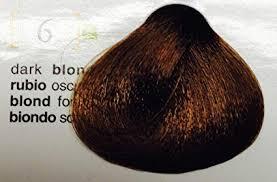 Salerm Semi Permanent Hair Color Chart Salerm Color Soft Semi Permanent No Ammonia 6 Dark Blonde
