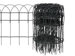 garden fence rolls with various materials is a kind of continuity fence to protect your garden