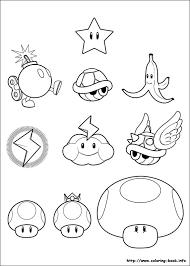 Mario And Luigi Coloring Page Free Download