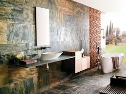 indoor tile bathroom wall slate kathmandu natural home