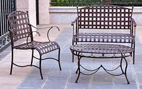 Trex Outdoor Furniture Surf City Textured Bronze 3Piece Patio Bar Three Piece Outdoor Furniture