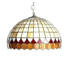 vintage stained glass lamps ing vintage stained glass hanging light fixture