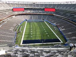 Ny Giants Seating Chart With Rows New York Giants Tickets 2019 Nyg Games Prices Buy At
