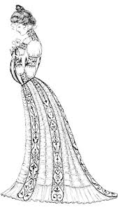 10 Best Victorian Ladies Images On Pinterest Machine Embroidery