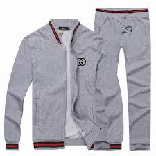 gucci clothing. gucci men\u0027s fashion tracksuit grey www.saleurbanclothing.om clothing