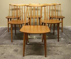 danish mobler folke palsson spindle back chairs set of 6 by wrightfindsinmcm on etsy