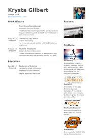 Resume Examples For Receptionist Front Desk Receptionist Resume samples VisualCV resume samples 66