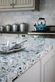 recycled glass kitchen countertops benchtops australia