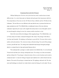 romeo and juliet literary analysis essay cover letter examples of  essay romeo and juliet romeo and juliet identity essay custom romeo and juliet comparison essay gxart