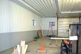 sheet metal ceiling sheet metal ceiling corrugated metal ceiling questions the garage journal board galvanized steel sheet metal