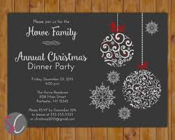 free christmas dinner invitations elegant of christmas party invitation template free holiday