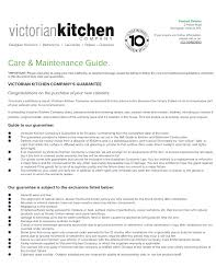 The Victorian Kitchen Company Testimonials Care And Maintenance Victorian Kitchen Company
