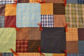 The Make-It-Over-The-Weekend Flannel Quilt Instructions - Simple ... & Flannel Squares Quilt Squares Adamdwight.com