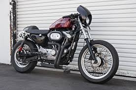 who wants to build a sportster cafe racer barf bay area