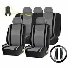 22pc premium mesh steering wheel seat