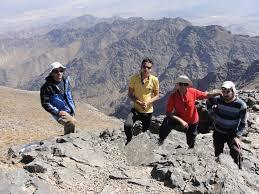 Karkas Mountain Photo by Ali Saeidi | 1:31 pm 5 Oct 2012 - Karkas