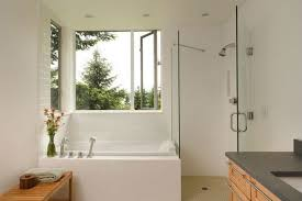 view in gallery if the shower