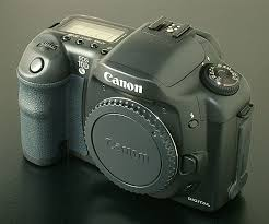 Body фотоаппарата — Википедия