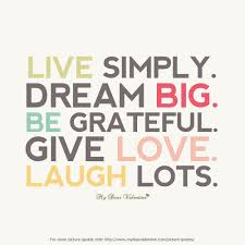 Quotes On Big Dreams Best Of Live Simply Dream Big Picture Quotes Mydearvalentine