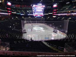 Nationwide Arena View From Club Level 13 Vivid Seats