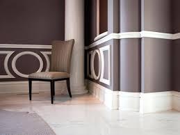 modern chair rail profiles. Plain Chair Wall Chair Rail Modern Two Tone Walls With Molding  Ideas Intended Modern Chair Rail Profiles T