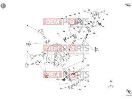 ducati st3 horizontal cylinder head valve drive epc parts > oem ducati st3 horizontal cylinder head valve drive