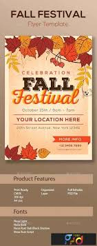 Fall Festival Flyer Free Template Free Printable Fall Flyer Templates Or Fall Festival Flyer Template