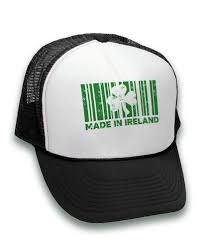 awkward styles made in ireland trucker hat saint paddy gifts for him and her