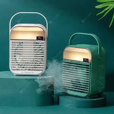 Water Cooling Fan Medium Aquamarine Other Novelty Lights Sale ...