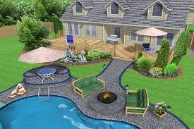 Free Pool Deck Design Software 100 Home Landscape Design Free Software Colors Home