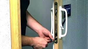 sliding door lock replacement replacing patio door locks replacing sliding doors replacing patio door locks sliding