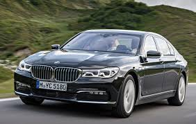 BMW Convertible 1990 bmw 750 : 2017 BMW 7 Series - Overview - CarGurus