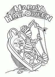 Small Picture Coloring Pages Drawings Of Mummies Mummy Drawing By Gjpg Coloring