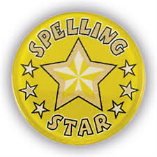 Image result for spelling star