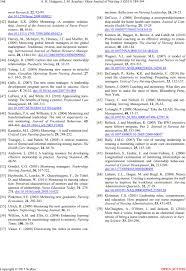 a concept analysis of mentoring in nursing leadership a k hodgson j m scanlan open journal of nursing 3 2013 389 394
