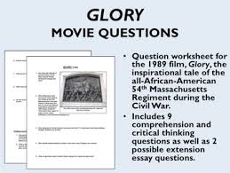 glory movie questions us history apush by epic history worksheets glory movie questions us history apush