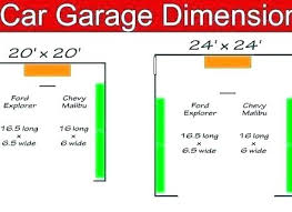 typical 2 car garage size dimensions of a garage 2 car garage size garage door dimensions single car single garage door