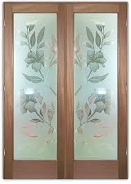 glass door designs photos exterior glass doors frosted hibiscus pooja room glass door design photos