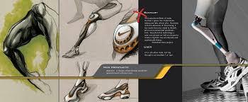 Prosthetic Design Nike Prosthetic By Colin Matsco At Coroflot Com