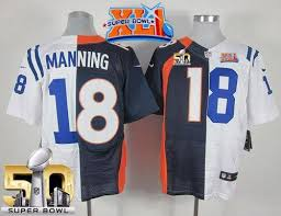 Super Peyton Bowl Manning Xli Jersey