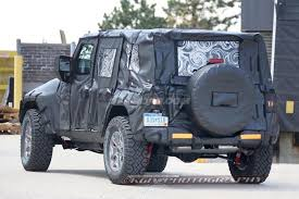 2018 jeep jl colors. beautiful 2018 much like the first version we saw a few weeks back itu0027s clear new  wrangler is sporting windshield that less vertical than previous jk model  for 2018 jeep jl colors