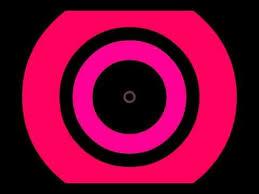 circle animation pink circle animation