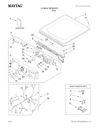 Terrific maytag dryer timer wiring diagram for model ldg313 images