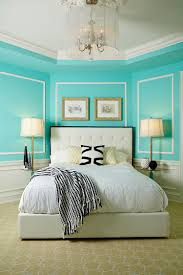 traditional blue bedroom designs. Inviting Corner Placed Bed Traditional Blue Bedroom Designs S