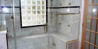 Remodeled Bathroom Showers
