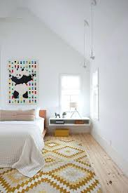 wall rug art decorative wall art for bedroom style and pattern rug style with yellow white wall rug art