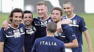 İtalya'nın Euro 2012 kadrosu